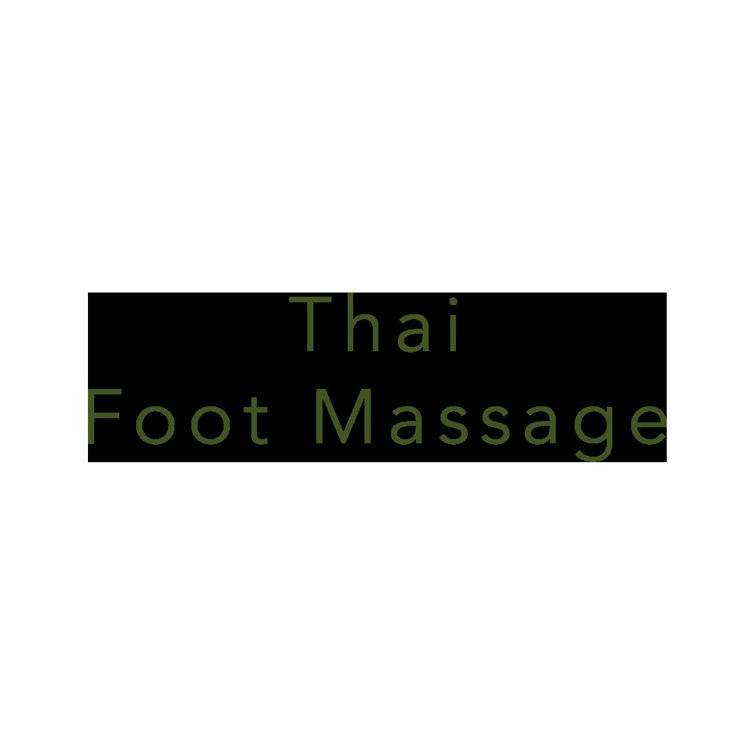 Thai Foot Massage Clonmel Co. Tipperary